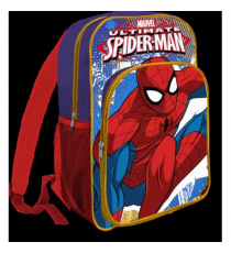 Ultimate Spiderman SP17663. Mochila 42cm.