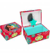 Disney WD17975 Jewelry box Elena de Avalor acetate box