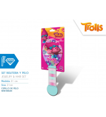 Trolls KETR017. hairbrush