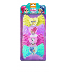 Shimmer & Shine SH226. Set 4 pices hair and tie.