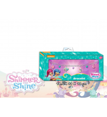 Shimmer and shine SH8385. Bracelet box with earrings