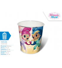 Shimmer and shine SH17019. Paper bin