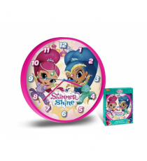 Shimmer & Shine SH17020. Wall Clock.