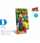 Disney WD19453. Toalla Mickey Mouse Roadsters 140x70cm.