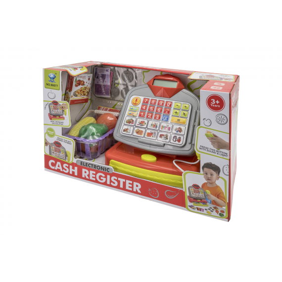 Cash register 5406367983. Caja registradora.