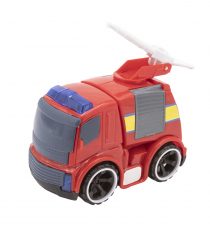 City Rescue 5406367594. Emergency cars. Random model