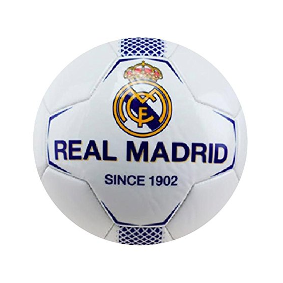 Real Madrid FC. 021RM7BP1. Balle Real Madrid. Couleur blanche.