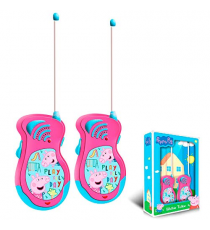 Peppa Pig PP17000. Walkie Talkies