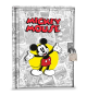 Mickey Mouse WD20183. Diary with padlock.
