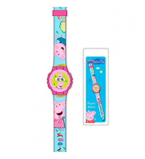 Peppa Pig PP17006. Reloj digital.