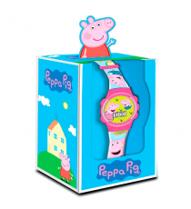 Peppa Pig PP17005. Reloj digital.