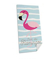 Flamenco KL10009. Polyester towel