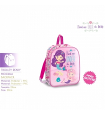 Find Me Under The Sea KL10159. Mochila 29cm.