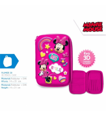 Minnie Mouse MI10181. Plumier 3D.