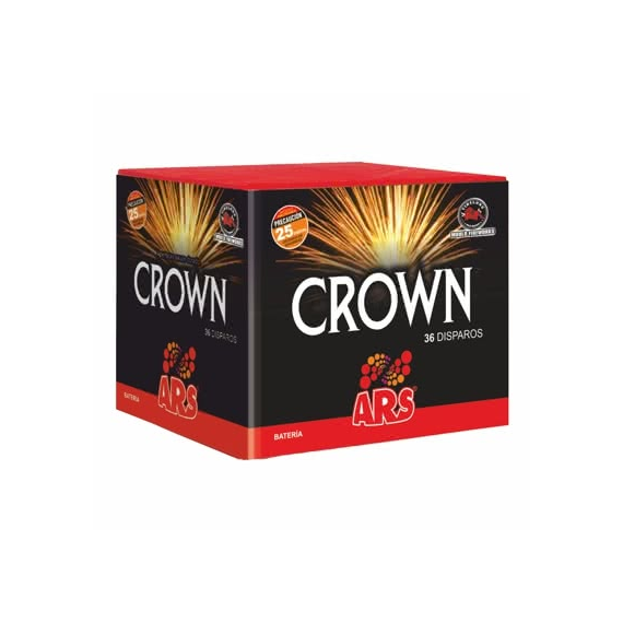 CROWN, 36 disparos