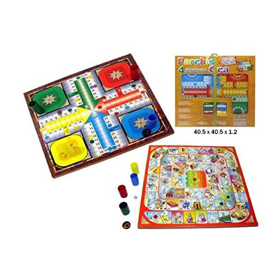 Board Parchis and Oca 034090550.