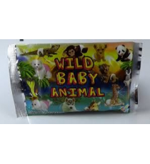 Wild Baby Animal 2508. Figura & folleto. Unidad