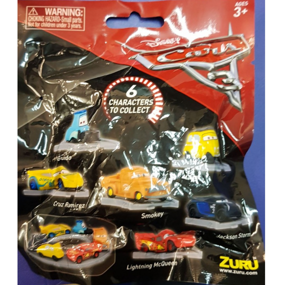 Cars 7019. Pack (Modelo aleatorio)