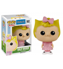 Funko POP! 3828. Peanuts: Sally Brown - figura de vinilo.