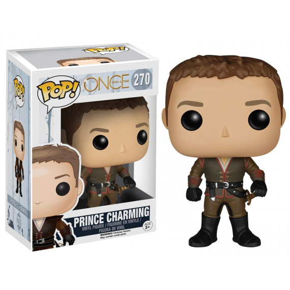Funko Pop! 5479. Once Upon Time: Prince Charming