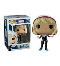 Funko Pop! 7293. Spider Gwen without a mask.