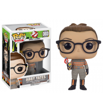 Funko POP! 7623. Ghostbusters 2016: Abby Yates - vinyl figure.