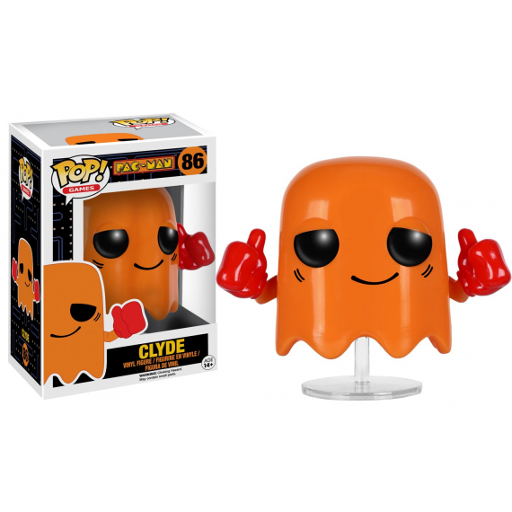 Funko Pop! 7643. Pac-Man: Clyde.