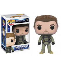 Funko POP! 9493. Independence Day Resurgence: Jake Morrison - figura de vinilo.