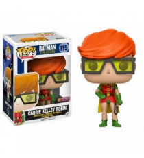Funko Pop! 9769D. DC Comics: Robin Carrie Kelley.