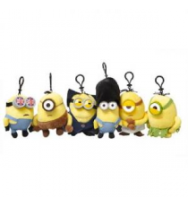 Minions TO 112. Plush toy 12cm. Random Models