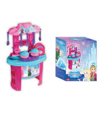 Ice World 120. Cucina e accessori.