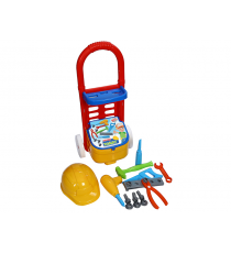 Handy Tommy 132. Tool cart.