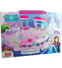 Ice World 128. Set de tren.