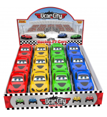 Ucar City 207. Coche push and go. Modelo aleatorio.