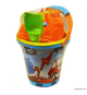 Tombul C160. Beach bucket with accessories.