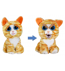 Feisty Pets 32297. Soft toy. Little cat
