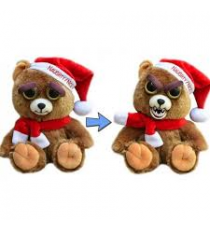 Feisty Pets 37440. Peluche. Orso di Natale