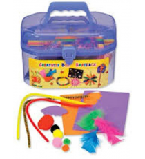 Creation box 1111464. Crafts for children