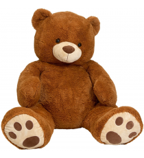 Intertoys TO106 - Teddy Bear 135 cm - Brown