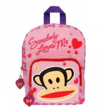 Paul Frank Someone loves me! 470-57219. Backpack 29x22x6. Pink colour