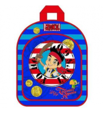 Jake and the Neverland Pirates. Bag Measures 31x25x9cm.