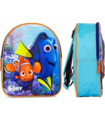 Disney - Finding Dory 3D Backpack Measures 25x31x12 cm