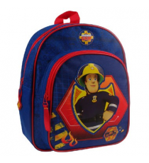 Fireman Sam 1385231 Fireman Sam Backpack Measures 32x22x4cm.