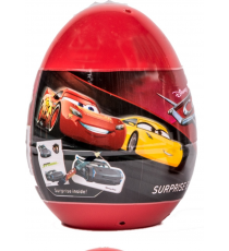 Disney CA17108. Surprise egg Cars Design Random model.