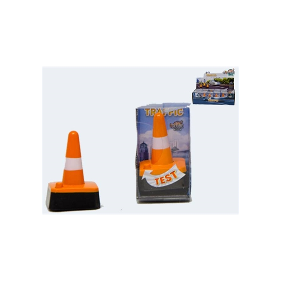 Kids Globe 571861. Traffic cone with light.