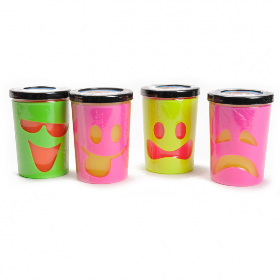 Make Face Noise Putty 620487. Slime. Colores aleatorios.