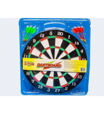 2-Play Sport 700017. Big Dartboard and darts.
