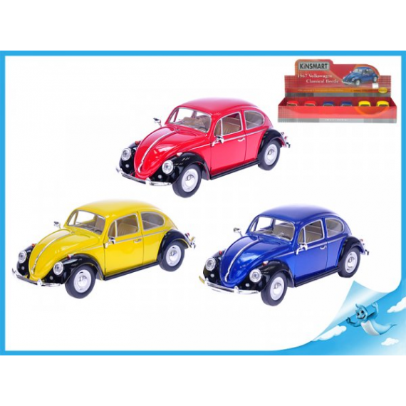 Wolsvagen 540162. Cars scale 1:24. Random colors