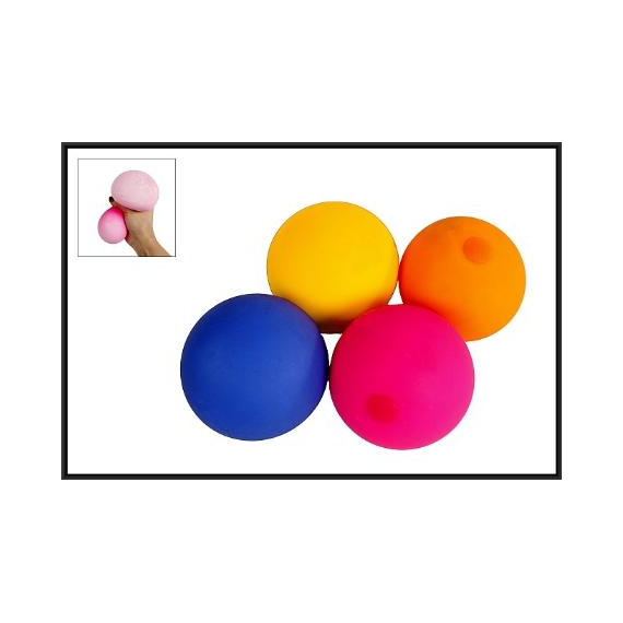 Squeeze Ball Powder 620717. Bola de color. Modelo aleatorio.