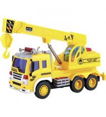 Camion-grue 1372599.